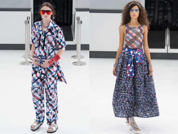 Chanel la saptamana modei de la Paris