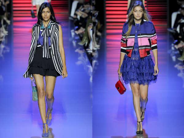 Elie Saab 2016 la saptamana modei de la Paris