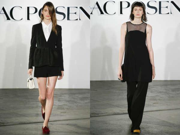 Zac Zac Posen saptamana modei de la New York