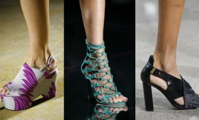 Sandale dama la moda 2016