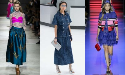 Saptamana modei la Paris primavara-vara 2016