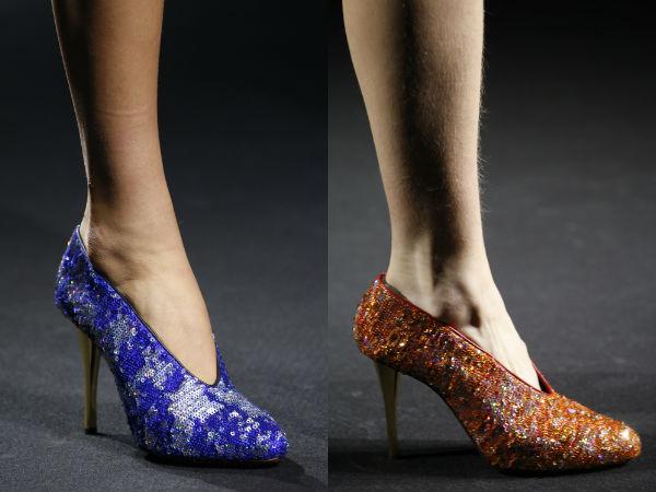 Pantofi dama 2016 primavara vara: decor