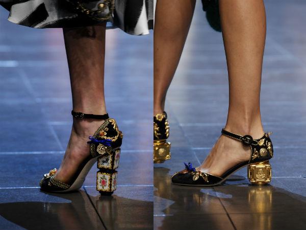 cu toc Dolce Gabbana