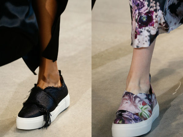 Pantofi cu platforma 2016