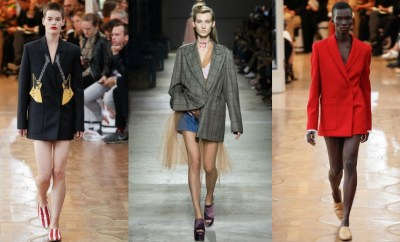 Sacouri dame la moda 2016