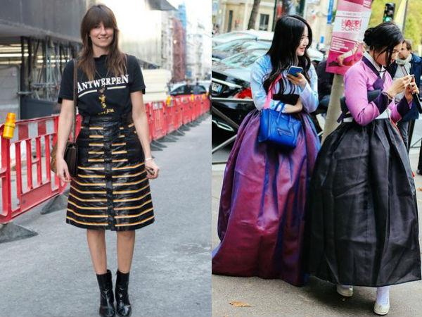 Moda strazii primavara vara 2016: croiala libera