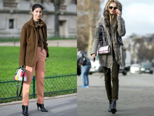 Moda strazii primavara vara 2016: pantaloni