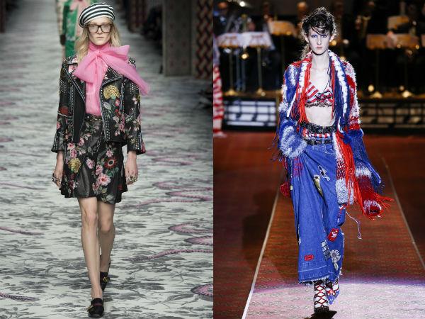 Tendinte primavara vara 2016 moda: broderii