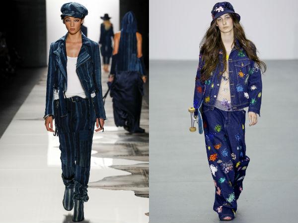 Tendinte moda primavara vara 2016: denim