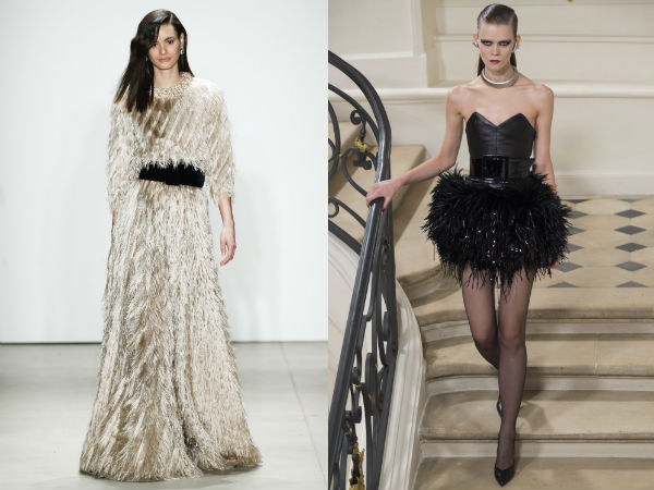 Ce lungime rochii de seara se poarta in 2017