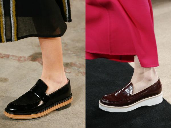 Pantofi stil masculin