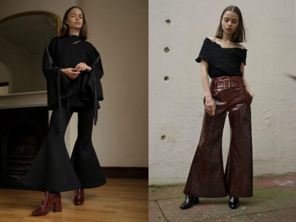 Pantaloni dama evazati 2016 2017