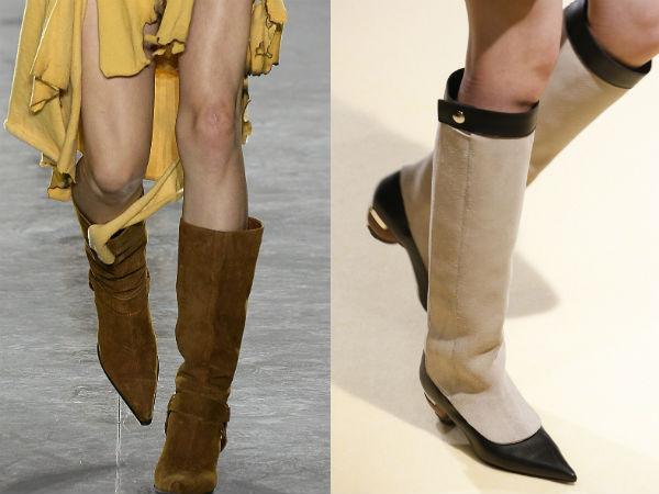 Ce cizme dama se poarta toamna 2016