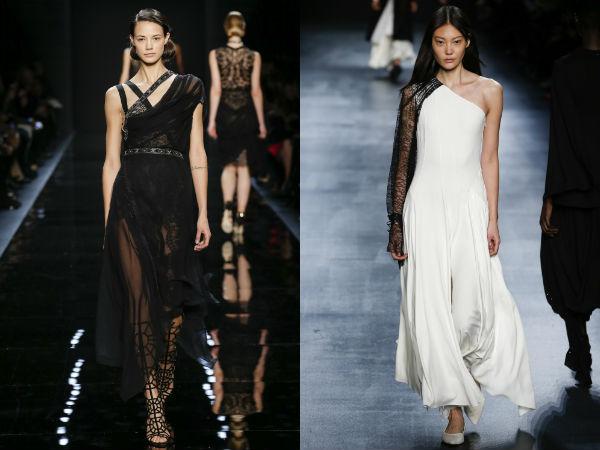 Rochii lungi la moda