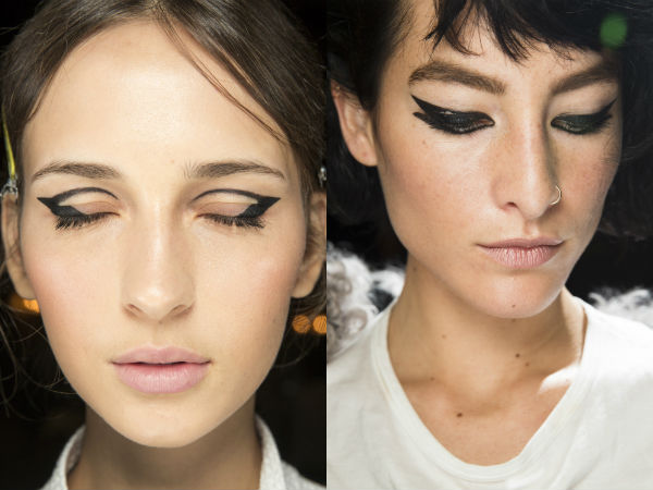 Make up natural