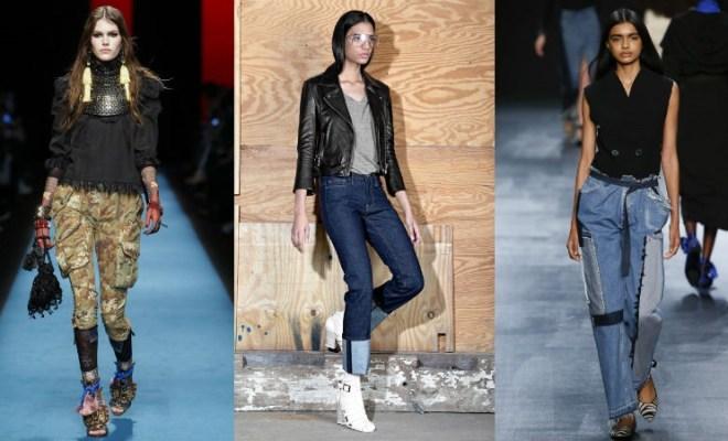 Blugi la moda toamna-iarna 2016-2017