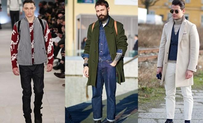 Moda barbati toamna-iarna 2016-2017