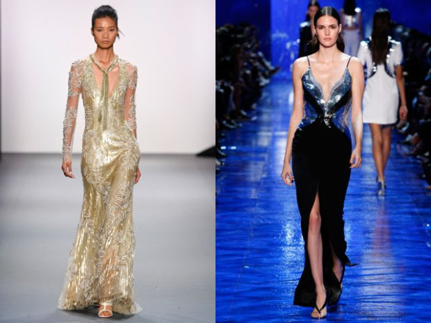 Ce rochii de seara se poarta vara 2017