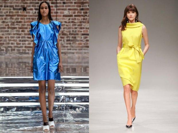 Ce culori rochie de zi se poarta in 2017