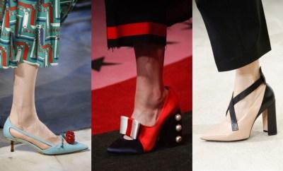 Pantofi primavara vara 2017