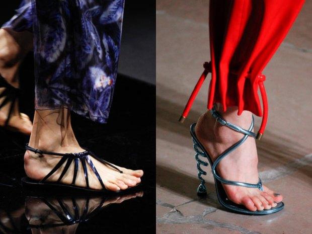 Sandale dama de vara 2017