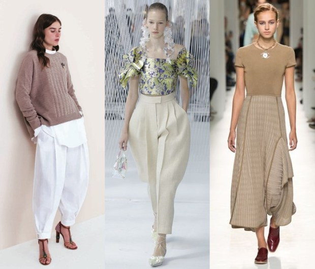 Pantaloni 2017 primavara vara stil oriental