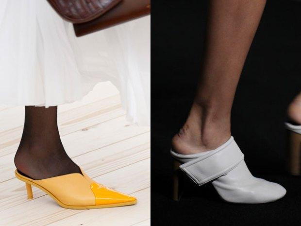Ce sandale se poarta vara 2017