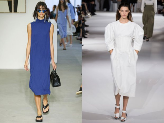 Modele rochii office midi