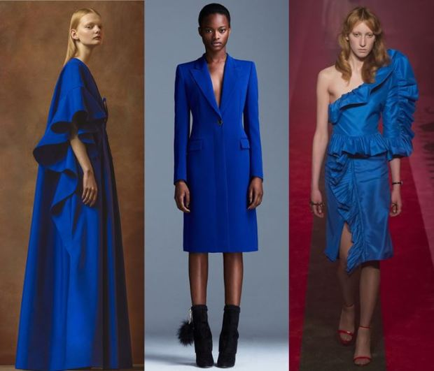 Nuante la moda 2017