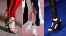 Sandale dama primavara-vara 2017