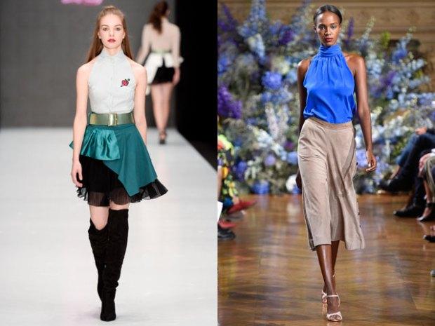 Modele bluze de vara 2017