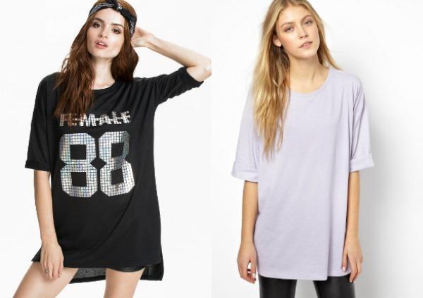Ce tricouri se poarta in 2017