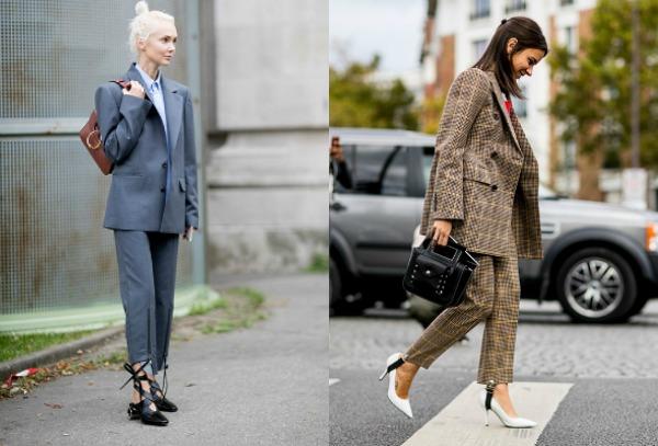 Moda strazii primavara vara 2017: stil office
