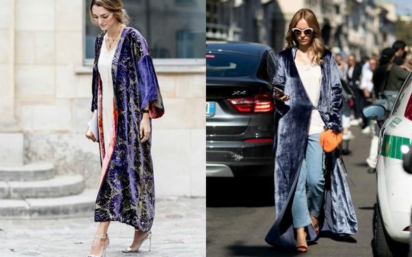 Moda starazii primavara vara 2017: stofe de mobilier