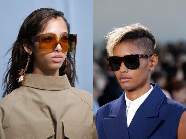 Ce ochelari de soare se poarta primavara 2017