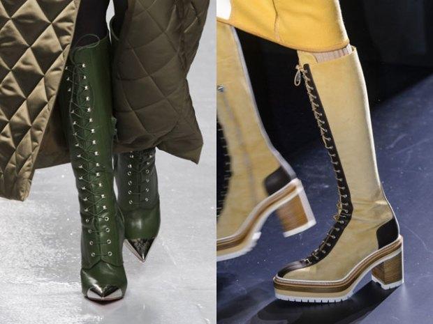 Ce cizme se poarta toamna 2017