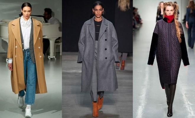 Paltoane la moda toamna-iarna 2017-2018