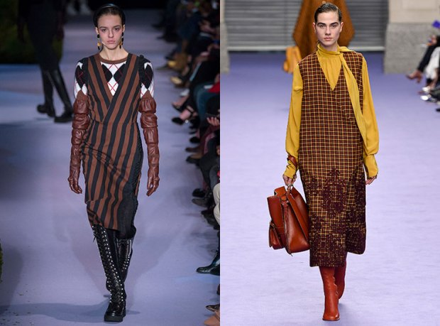 Ce rochii office se poarta toamna 2017