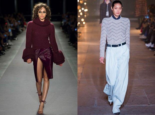 Modele pulovere dama scurte