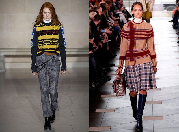 Pulovere cu imprimeu la moda 2018