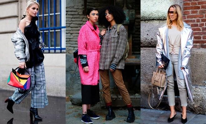 Tendinte moda strazii toamna-iarna 2017-2018