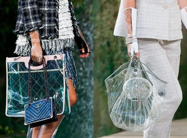 transparente Chanel