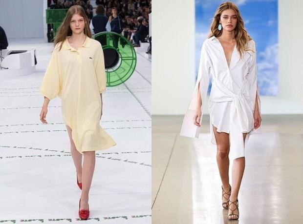 Ce rochii se poarta in 2018