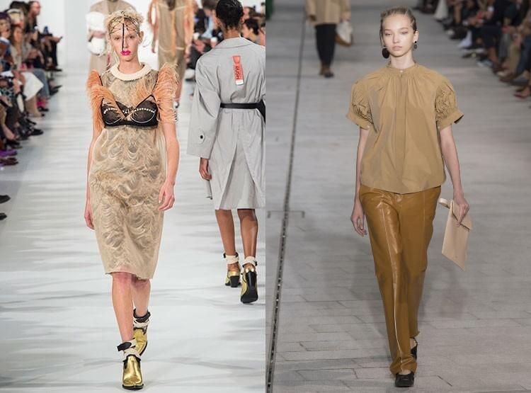 Nuante la moda 2018