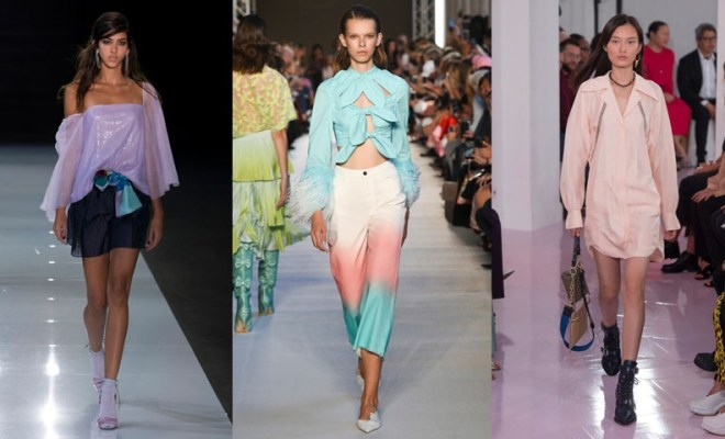 Bluze la moda primavara-vara 2018