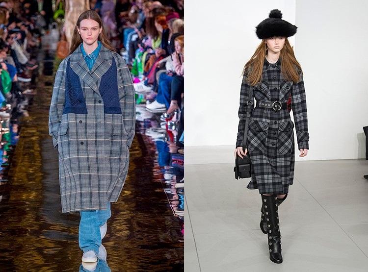 Paltoane dama la moda