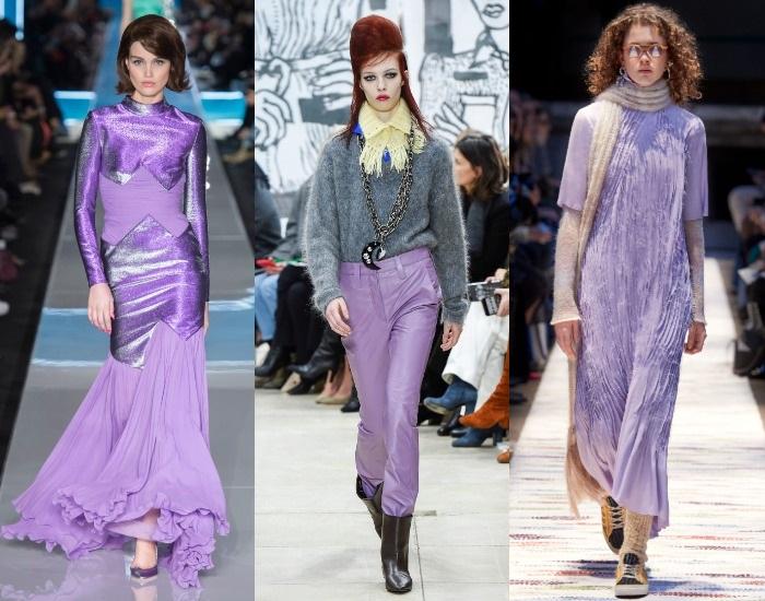Culorile modei 2019