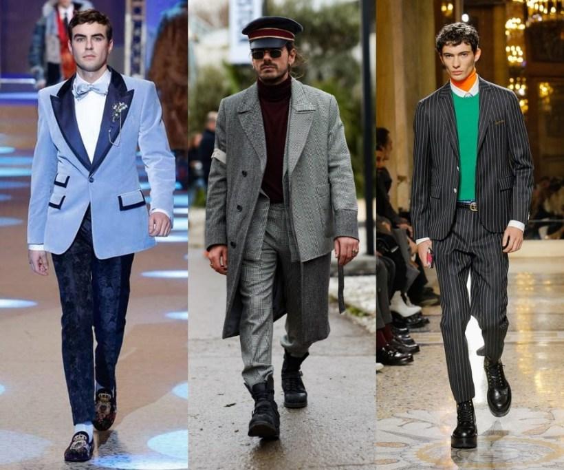 Moda barbati 2019