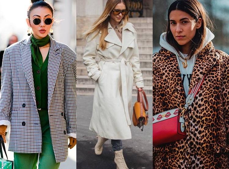 Tendinte moda strazii 2019