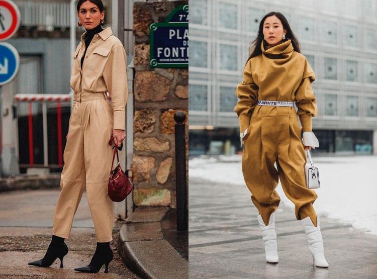Salopete la moda 2019